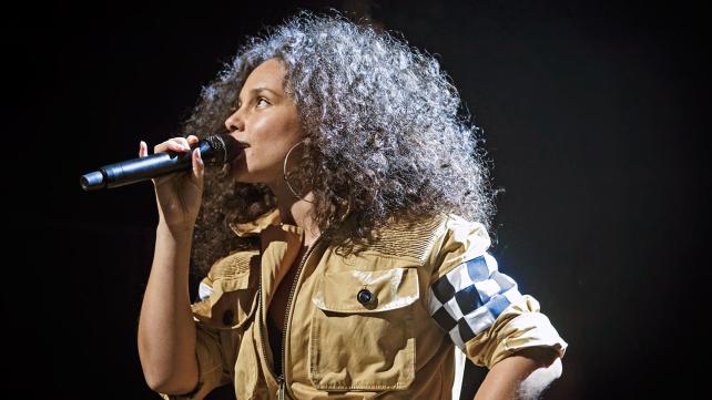 Alicia Keys – Landmarks Live in Concert