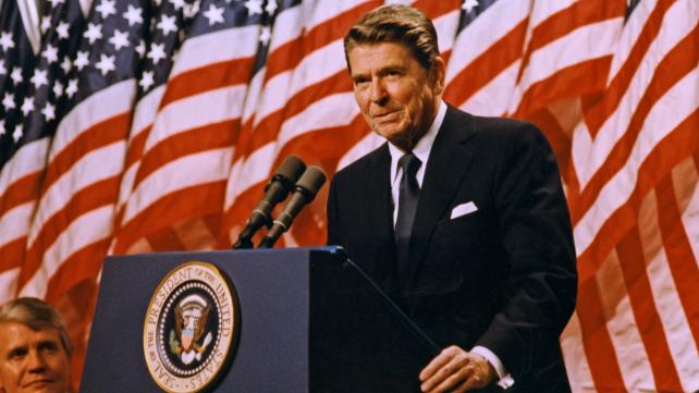 The Presidents: Reagan