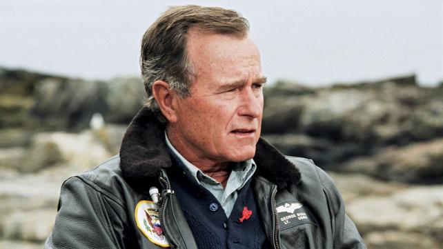 The Presidents: George H.W. Bush