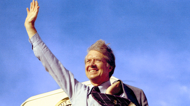 The Presidents: Jimmy Carter