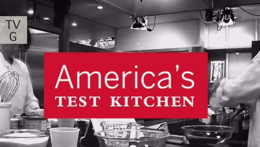 American Test Kitchen From Cooks Illustrated