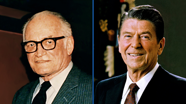 Goldwater and Reagan: The Conservatives
