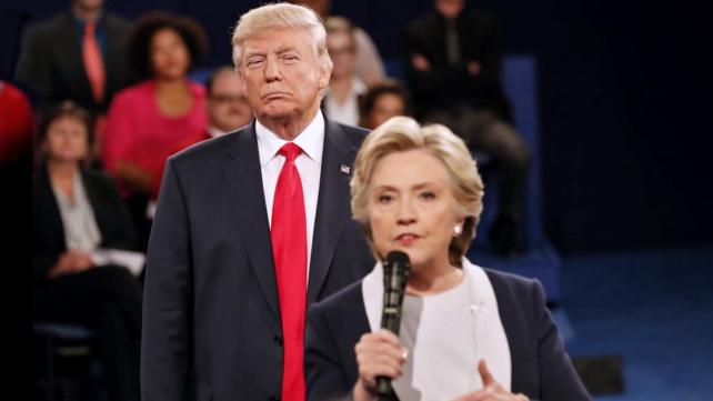 Watch the Second Presidential Debate