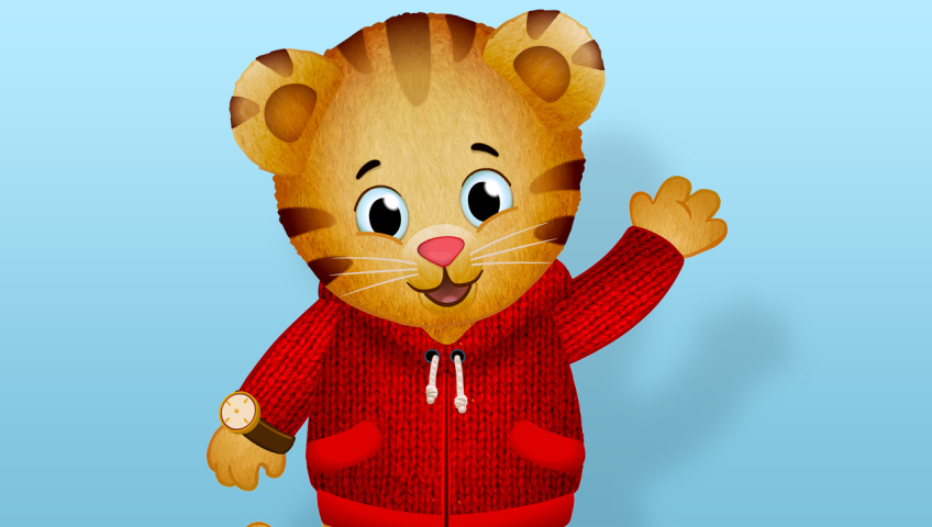 Daniel tiger 39 s neighborhood ket - Show me a picture of the tiger ...