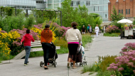 """Great Museums: """"Elevated Thinking"""" The High Line In New York City"""