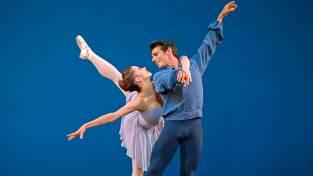 New York City Ballet Symphony in C