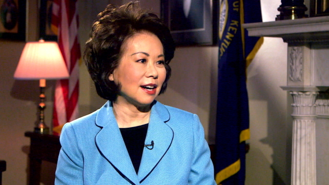Trump Taps Elaine Chao for Transportation Secretary