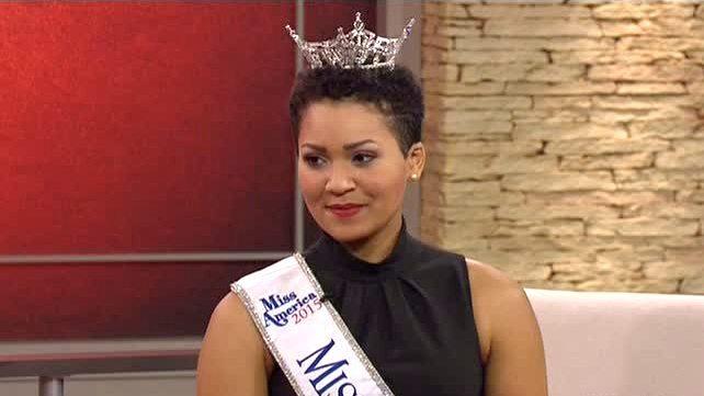 Miss Kentucky Clark Janell Davis