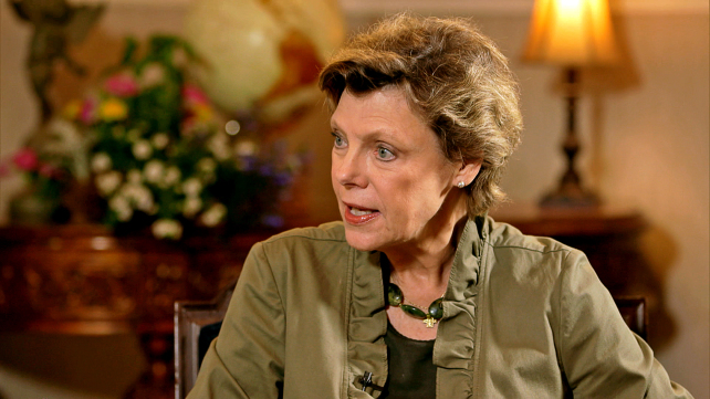 Cokie Roberts on Current Politics and a Storied Career