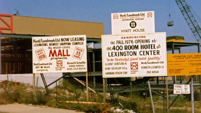 Game Changer: The Lexington Center Story