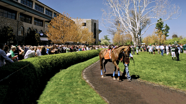 Aging Gracefully; Keeneland at 75-plus
