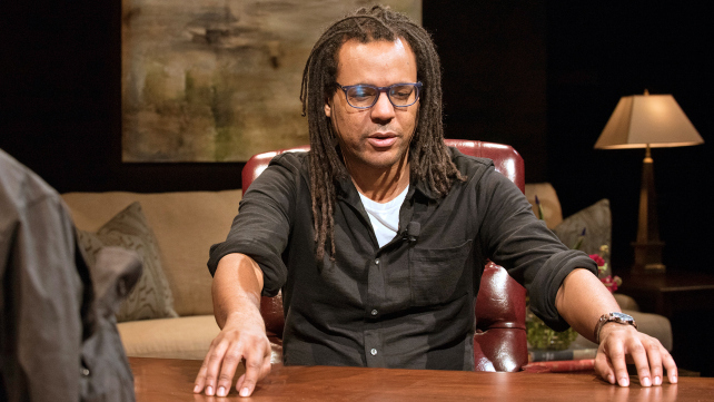 Colson Whitehead and Isaac Fitzgerald