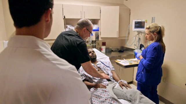 A Day in the Life of An Emergency Room Doctor