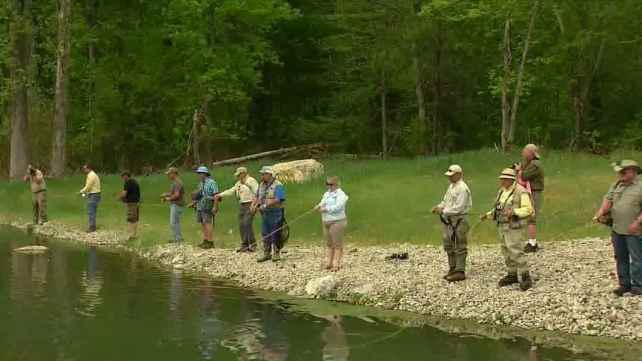 Kentucky's New Trout Stream