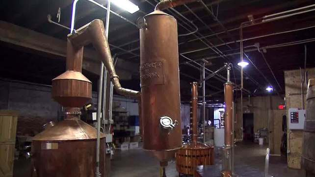 Paducah Distillery, Kentucky Vietnam Veterans Memorial, and Cycling