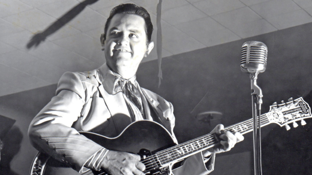 Sixteen Tons of Merle Travis