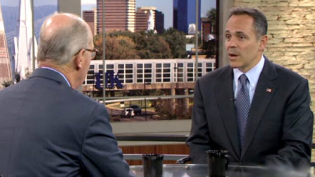 Governor Candidate Matt Bevin