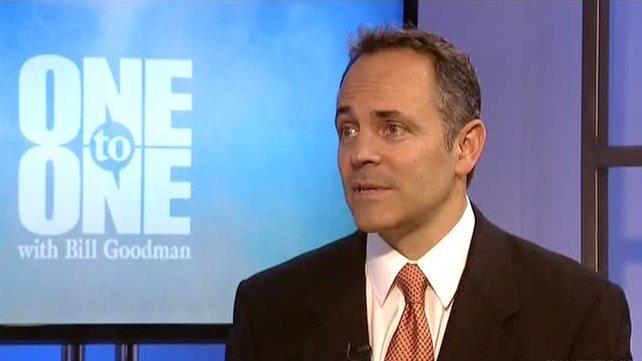 Governor-elect Matt Bevin