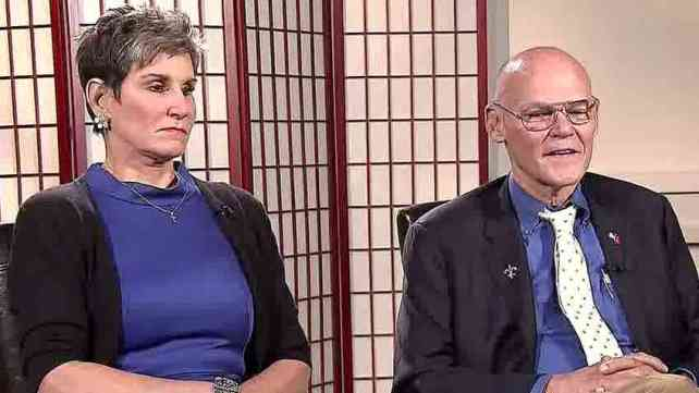 Mary Matalin and James Carville Talk About the Politics of Today