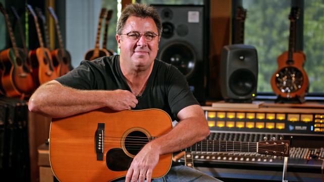 Vince Gill Talks Vintage Guitars, Memories, and More