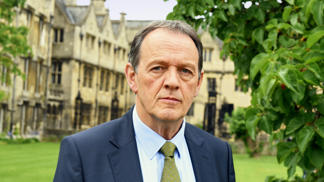 Inspector Lewis, Final Season: What Lies Tangled