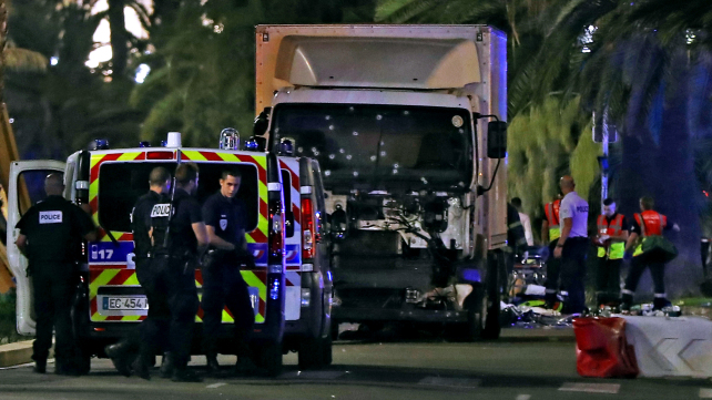 Update on Nice, France: 84 People Killed Included 10 Children