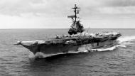 Sinking of An Aircraft Carrier